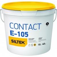 Грунт-краска контактная Siltek E-105 Contact (20 л.)