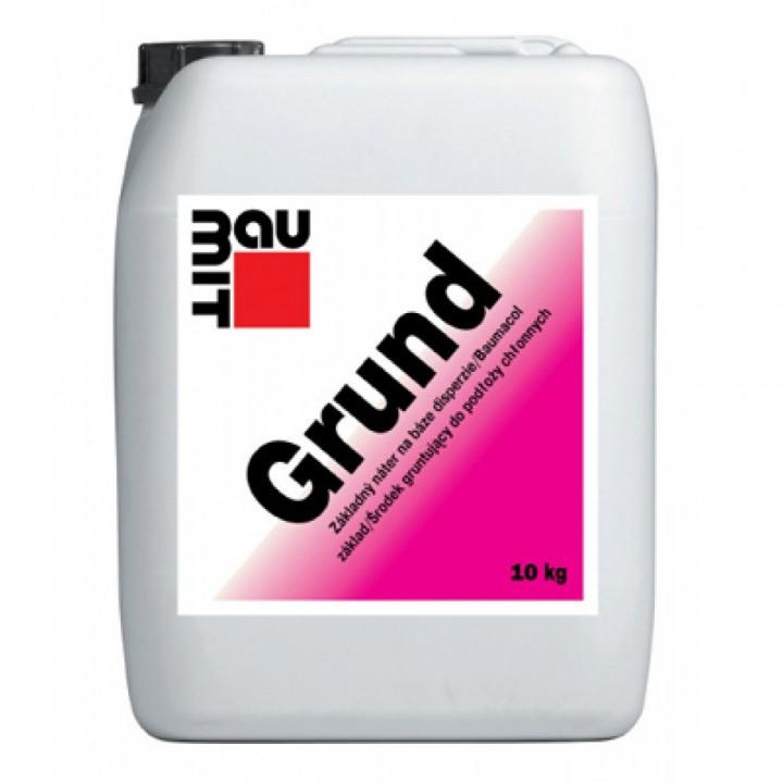 Грунтовка Baumit Grund (10 кг.)