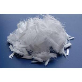 Волокно армирующее (фибра) 6 мм. (0.9 кг.)