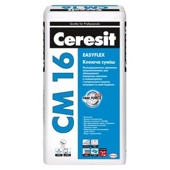 Клеящая смесь Easyflex Церезит СМ-16 (Ceresit CM-16) (25 кг.)