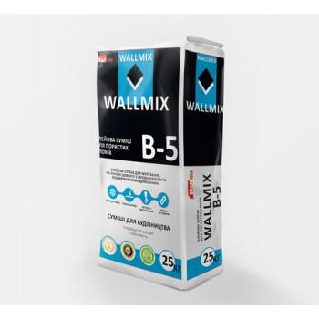 Клеящая смесь для газоблока Wallmix В-5 (25кг.)