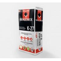 Клей для плитки высокоэластичный Wallmix К-27 (25кг.)