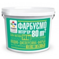 "Латексная краска ""Красим интерьер"" Element econom (7 кг)"