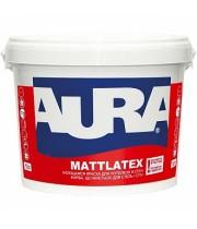Краска матовая латексная AURA Mattlatex (5л)