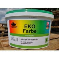 Краска интерьерная TOTUS Eco Farbe (14 кг.)