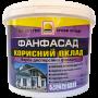 Фарба фасадна BUILDER ФАНФАСАД (7 кг)