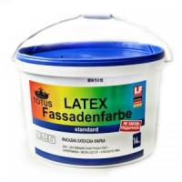 Фасадная латексная краска TOTUS Latex Fassadenfarbe (14кг)