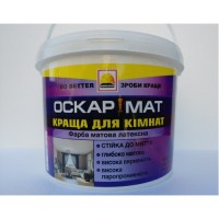 Краска интерьерная матлатекс BUILDER ОСКАРМАТ (7 кг)