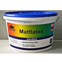 Краска интерьерная латексная TOTUS Mattlatex (14 кг.)