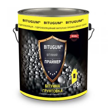 Праймер битумно-каучуковый Bitugum (10 л.)