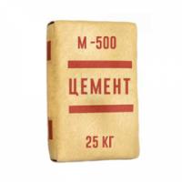 Цемент Ивано-Франковск М-500 (25кг.)