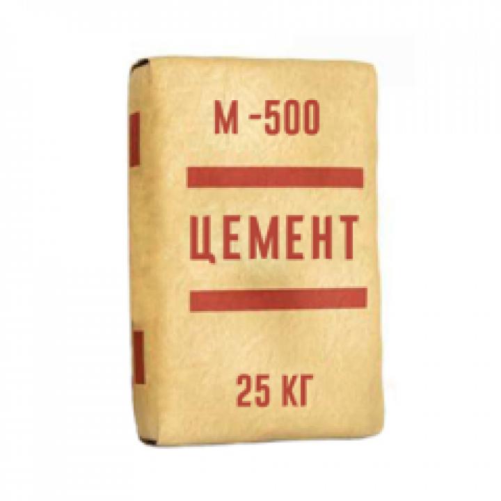 Цемент Івано-Франківськ М-500 (25кг.)