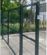 "Ворота ТМ ""Заграда"" (1.5*4м)"