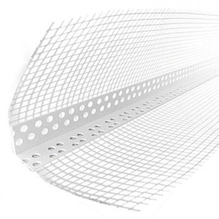Куточок пластиковий з сіткою (2,5 м)