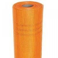 Сітка штукатурна BUILDER OPTIMA помаранчева (160гр / м2)