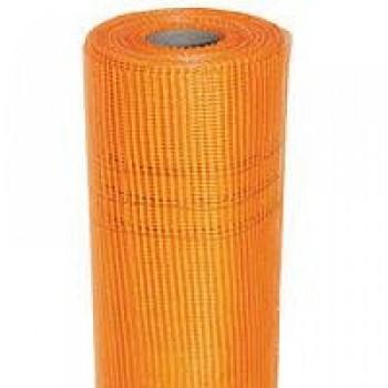 Сетка штукатурная BUILDER OPTIMA оранжевая (160гр/м2)