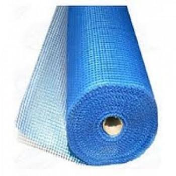 Сетка штукатурная BUILDER OPTIMA синяя (145гр/м2)