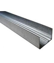 Профиль для гипсокартона UD 27, 0.5мм. 3м.