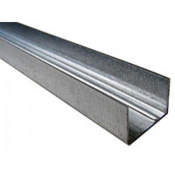 Профиль для гипсокартона UD 27, 0.38мм. 3м.