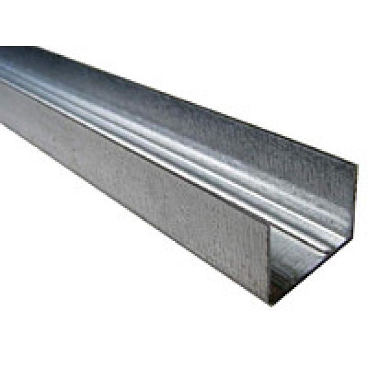 Профиль для гипсокартона UD 27, 0.4мм. 4м.