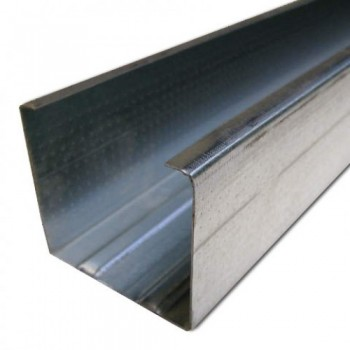 Профиль для гипсокартона CW 50, 0.5мм. 3м.