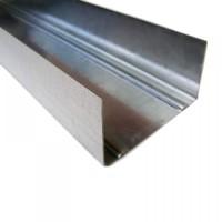 Профиль для гипсокартона Knauf UW 75, 0.6мм. 3м.