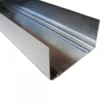 Профиль для гипсокартона Knauf UW 50, 0.6мм. 3м.