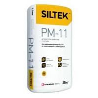 Штукатурка цементная стартовая SILTEK РМ-11 (25 кг.)