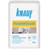 Шпаклевка гипсовая для швов Кнауф Фугенфюллер (Knauf Fugenfuller) (25 кг.)