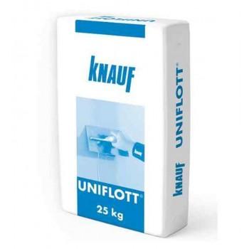 Шпаклевка гипсовая для стыков Кнауф Унифлот (Knauf Uniflott) (25 кг.)