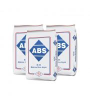 Штукатурка ABS М-95 для машинного нанесения (белая/35кг)