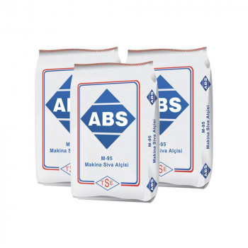 Штукатурка ABS М-95 для машинного нанесення (біла/35кг)
