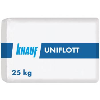 Шпаклівка гіпсова для стиків Кнауф Уніфлот (Knauf Uniflott) (25 кг.)