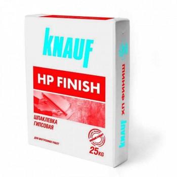 Шпаклевка гипсовая Кнауф финиш (Knauf HP Finish) (25 кг.)