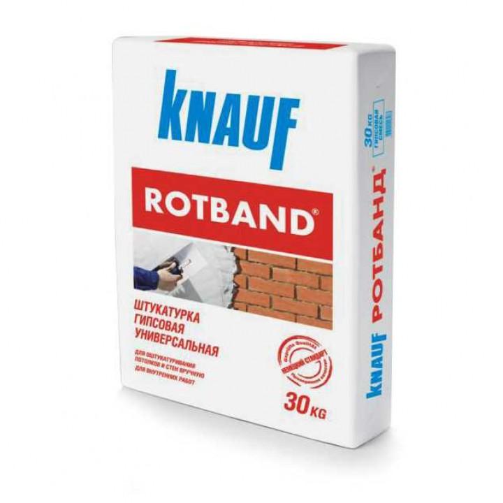 Штукатурка универсальная Кнауф Ротбанд (Knauf Rotband) (30 кг.)