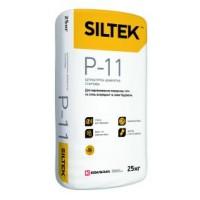 Штукатурка цементная стартовая SILTEK Р-11 (25 кг.)
