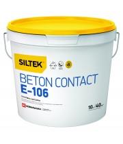 Грунтовка бетоноконтакт SILTEK Е-106 (10 л.)
