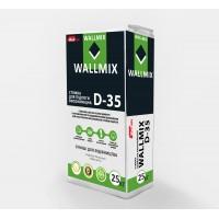 Стяжка для пола высокопрочная Wallmix D-35 (25кг.)