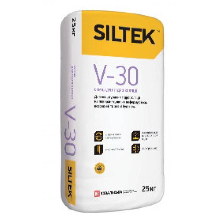Гидроизоляционная смесь SILTEK V-30 (25 кг.)