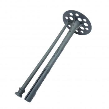 Крепление для теплоизоляции 10*100 мм. (пластиковый гвоздь)