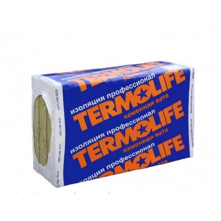 Минераловатная плита Термолайф 30 (Эколайт) 100мм (3,6 м2)