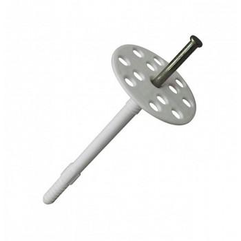 Крепление для теплоизоляции 10*100 мм. (металлическийгвоздь)